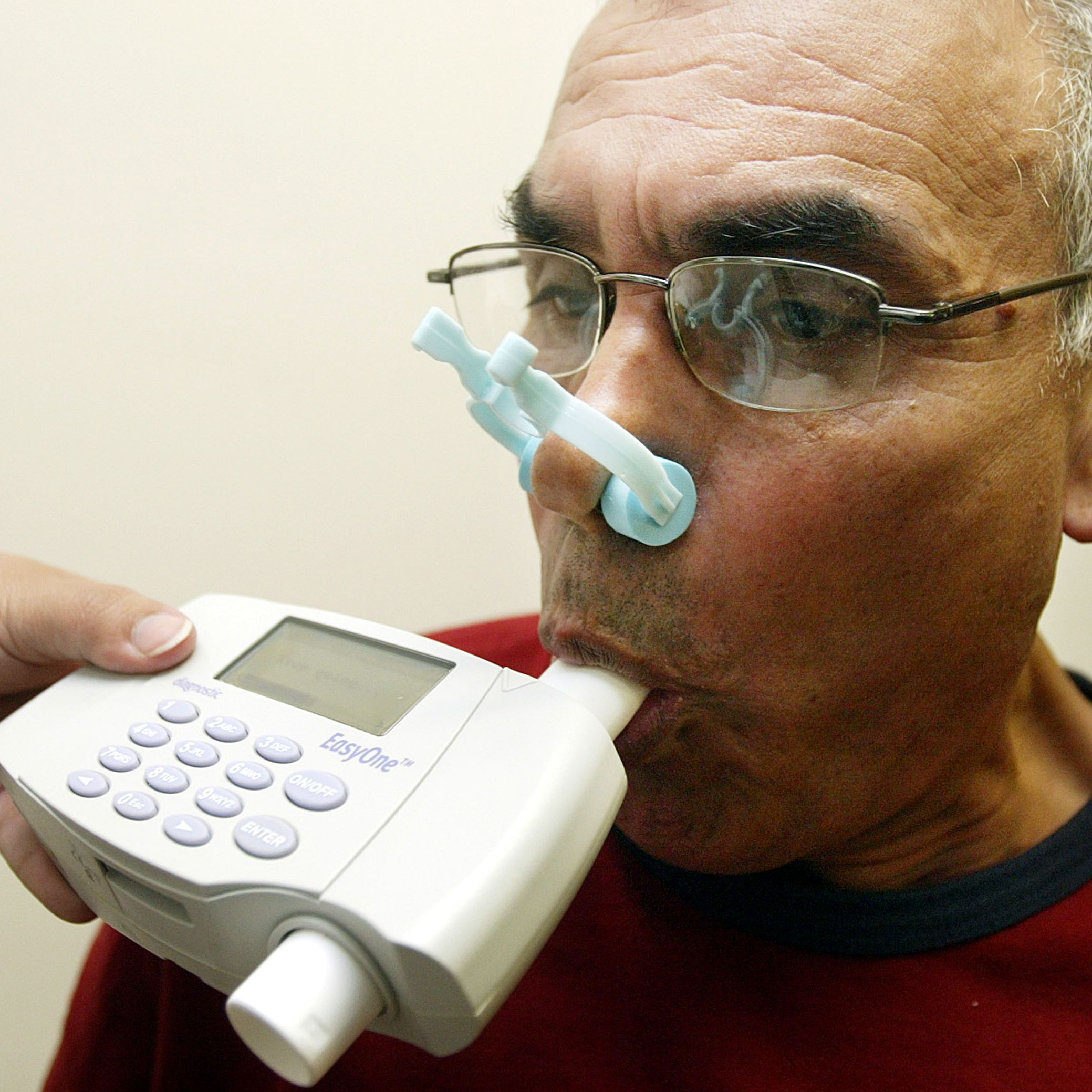 Pulmonary Function Tests for COPD