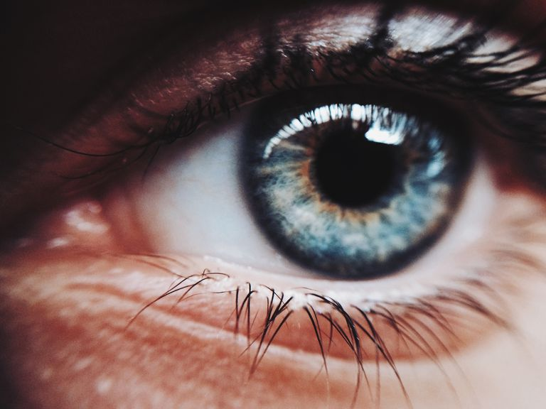Extreme Close-Up Of a person's Eye