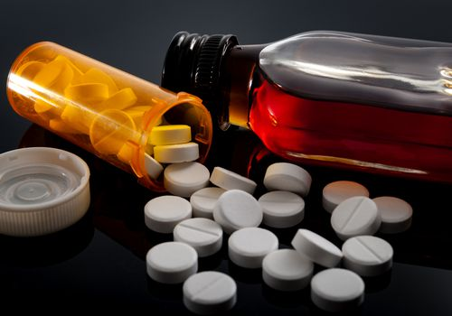 oxycodone and alcohol