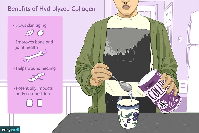 benefits of hydrolyzed collagen