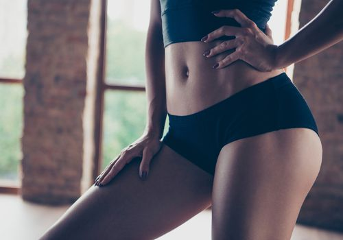 Woman's waist