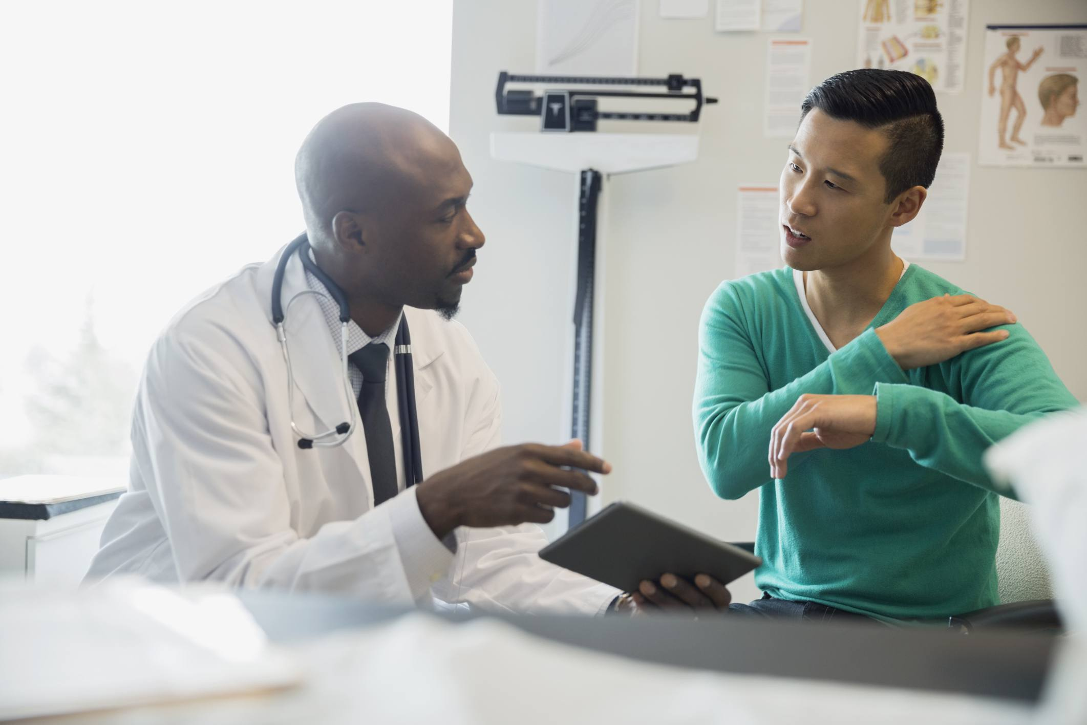 What to Tell Your Gastroenterologist