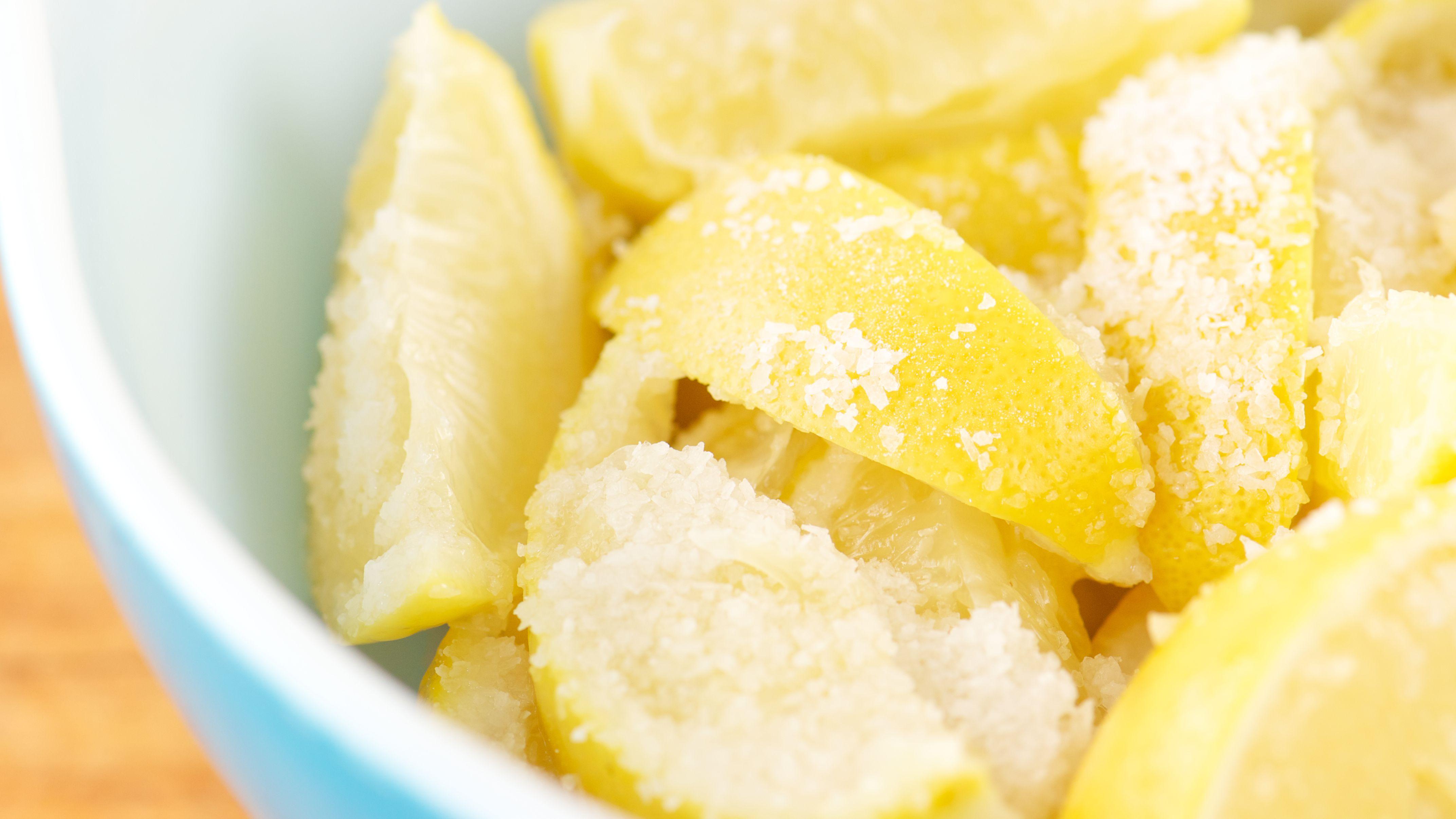 Using Salt As A Food Preservative