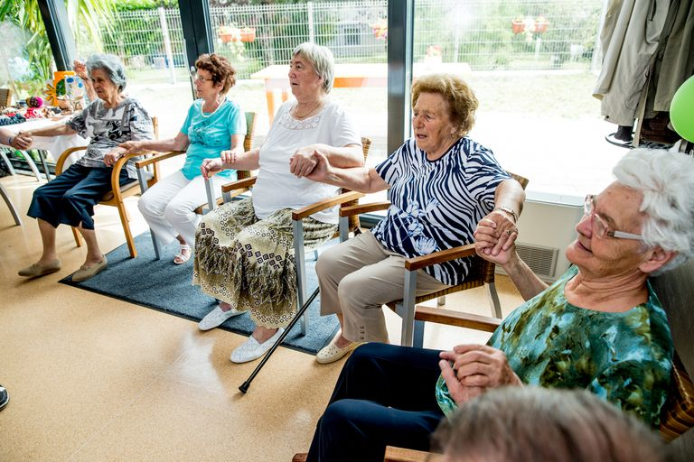 Secure Dementia Unit in Nursing Home