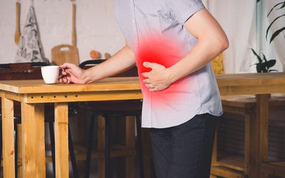 peptic ulcer disease and how it's diagnosed