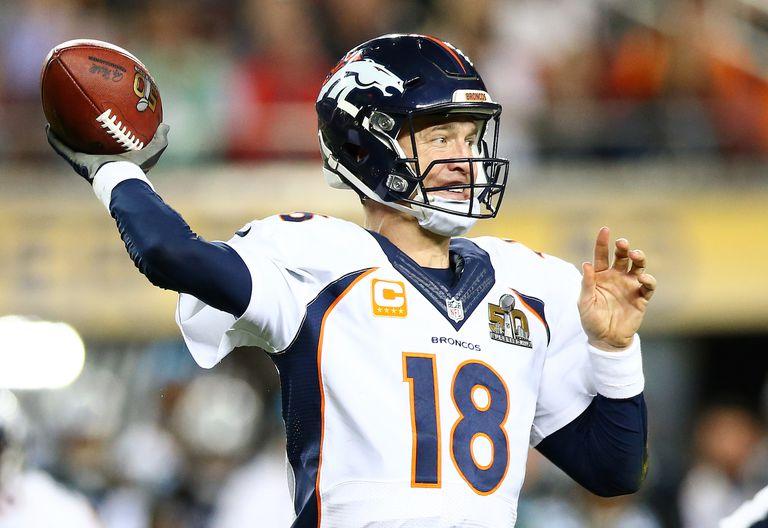 Peyton Manning underwent neck surgery in 2011.