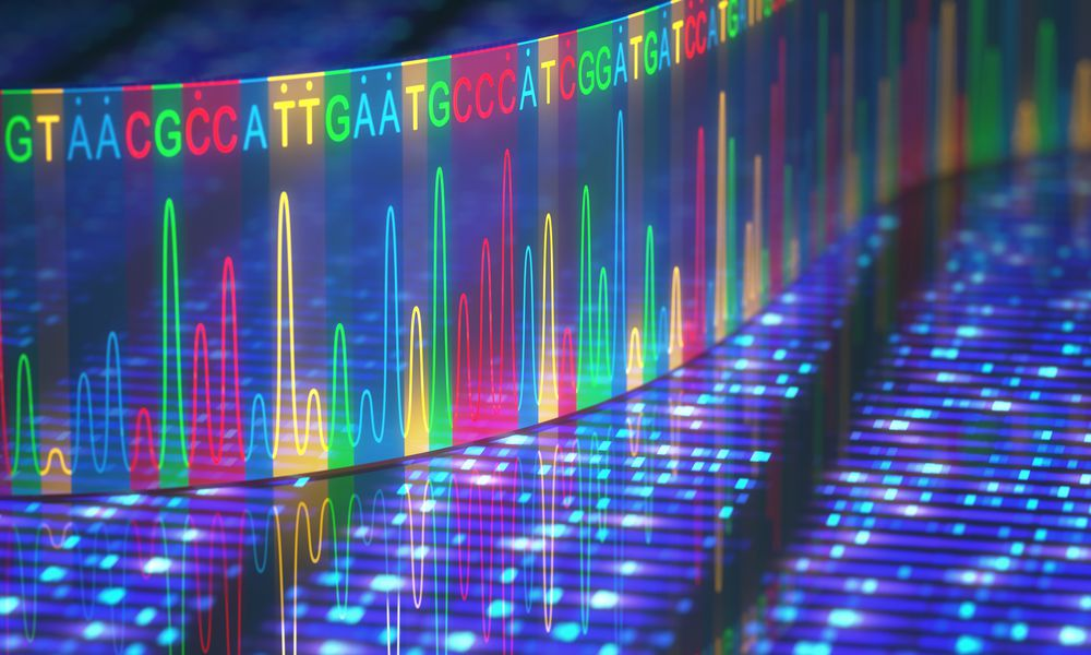 DNA sequencing looking for non-BRCA gene mutations in ovarian cancer