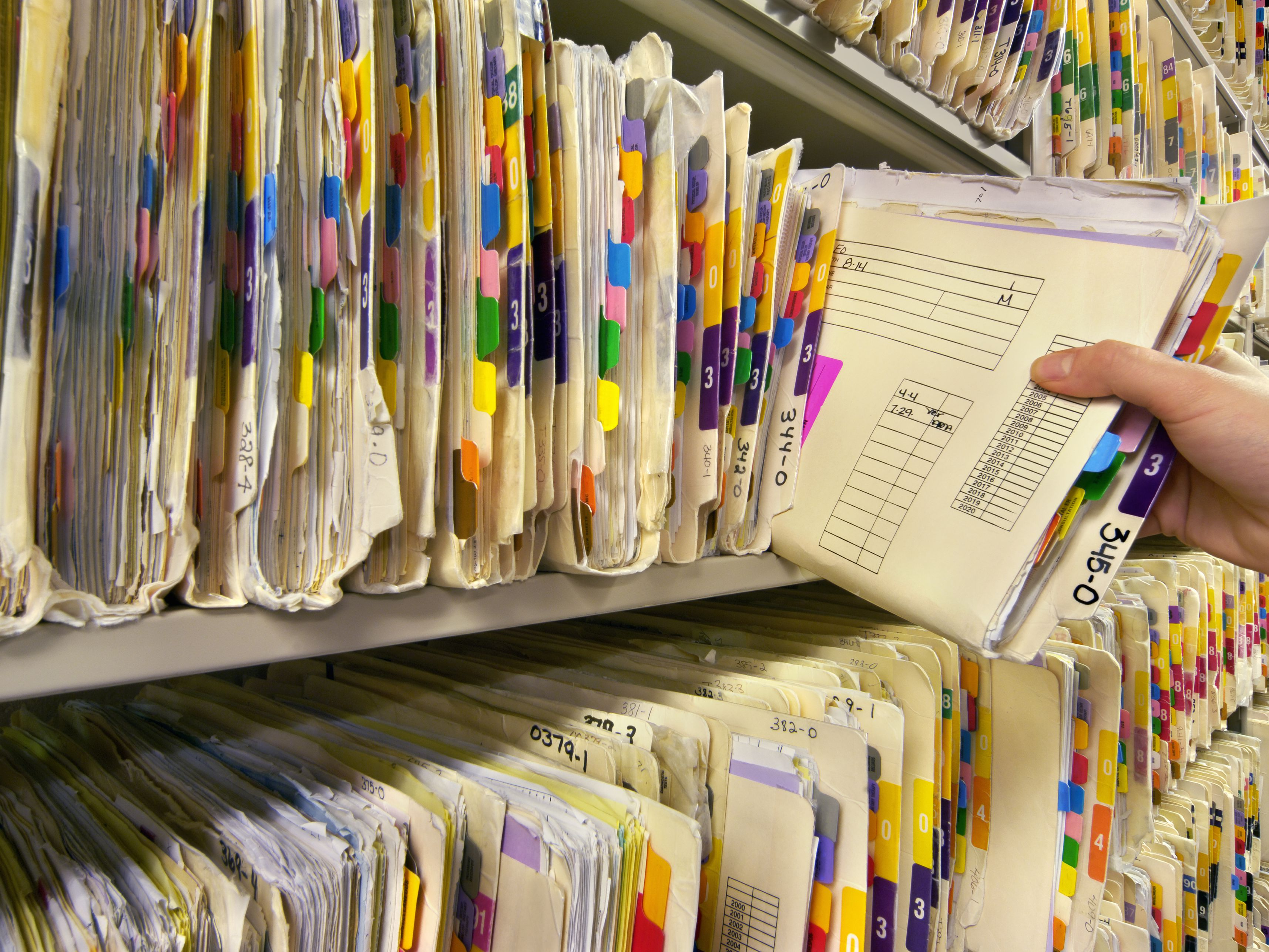 Medical Records Clerk Job Description and Salary