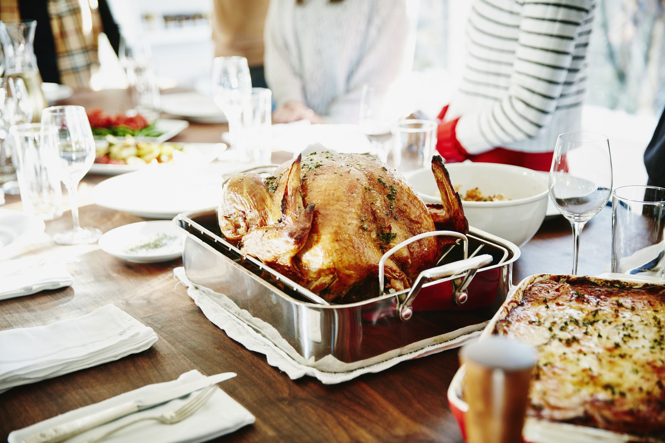 Tips for a Low Cholesterol Healthier Thanksgiving