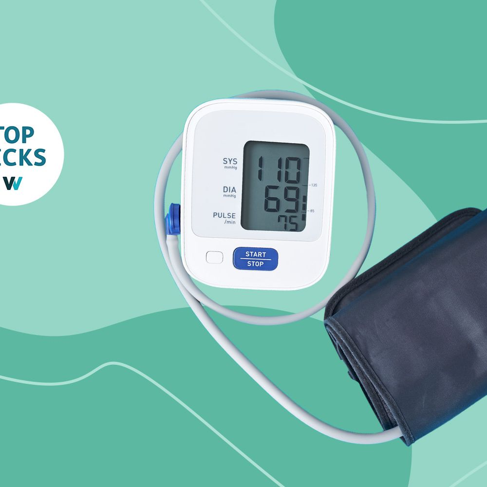 The 20 Best Blood Pressure Monitors of 20