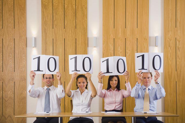 staff evaluations