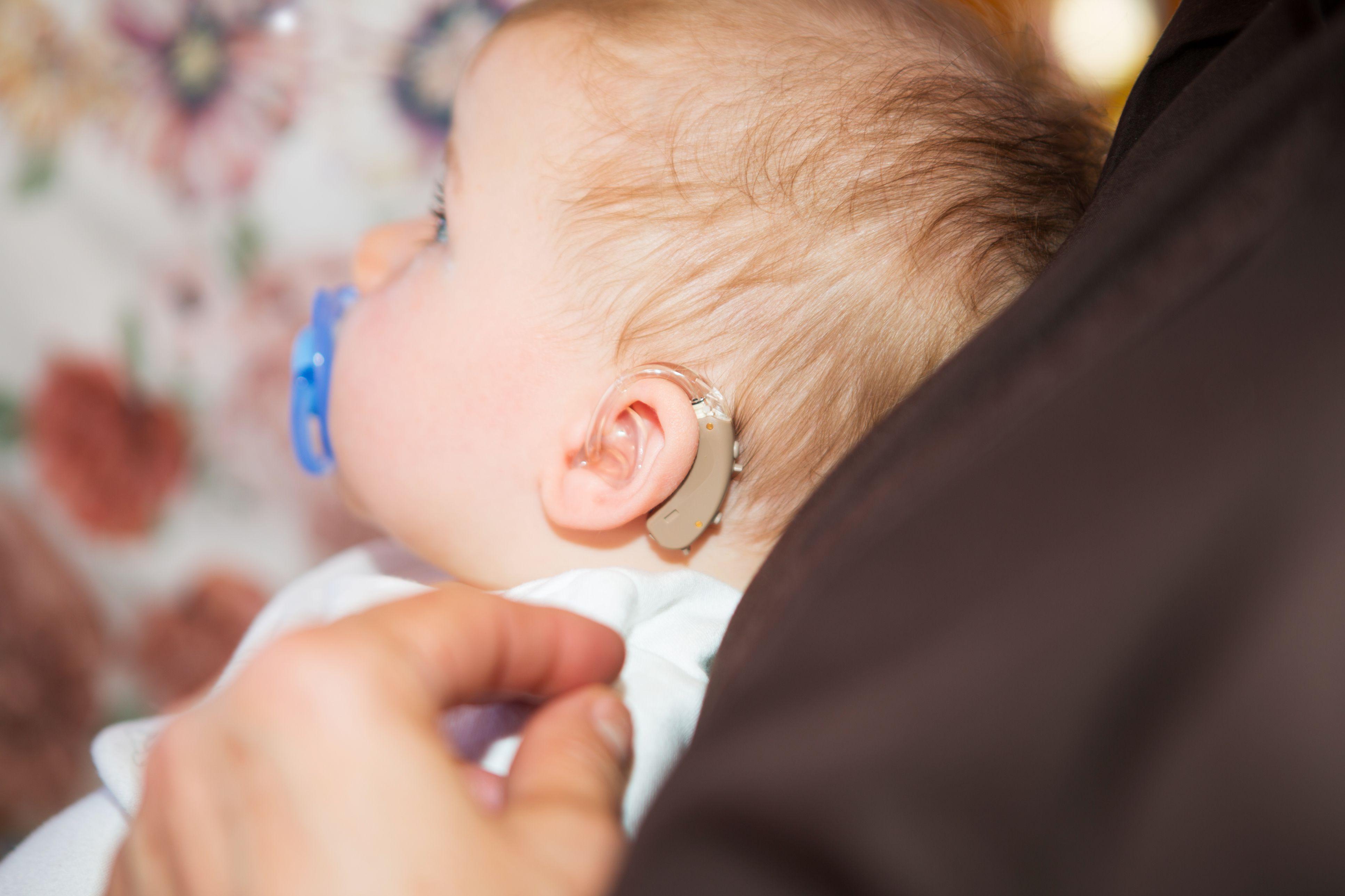 Progressive Hearing Loss In Children
