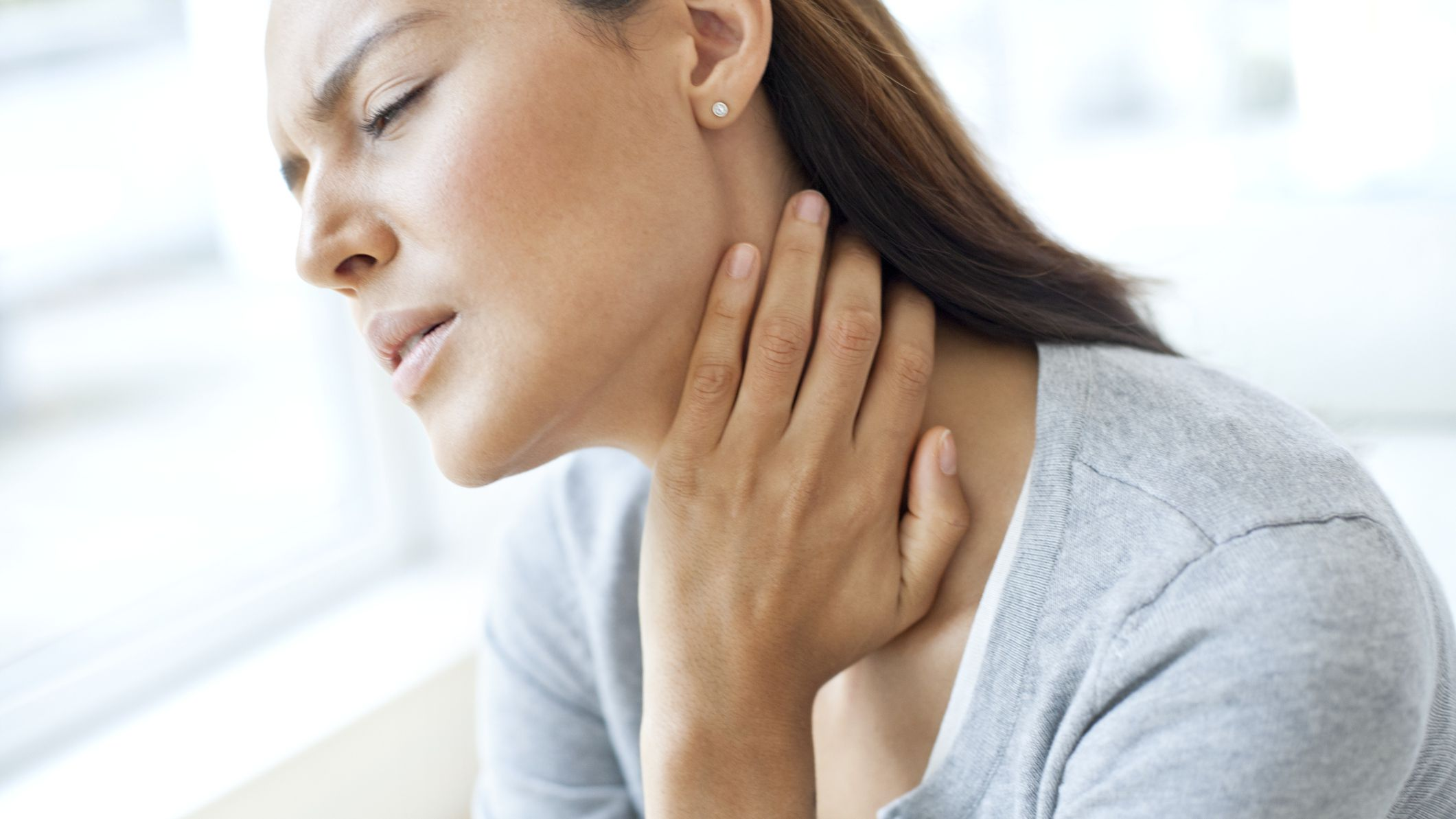Swollen Lymph Nodes In Fibromyalgia And