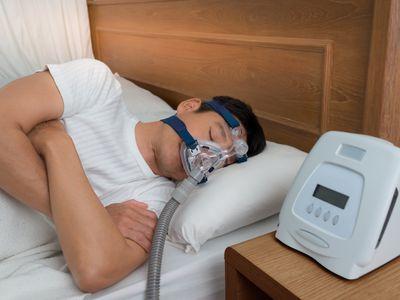 Sleep apnea is a sleep disorder that causes dangerous pauses in breathing during sleep.
