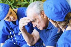 Dizzyness and Fainting Can Be A Symptom of Lewy Body Dementia