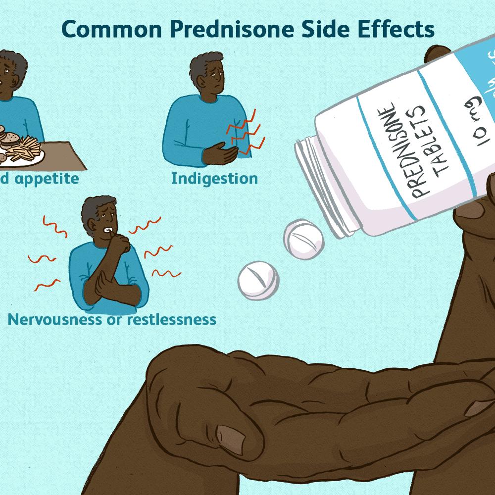 Do Prednisone Side Effects Go Away