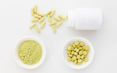 Rutin capsules, powder, and tablet
