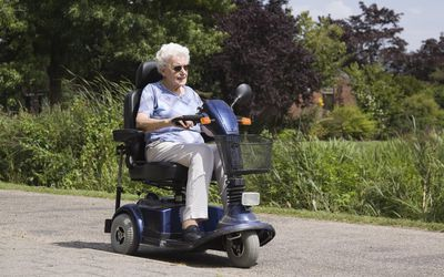 Medicare Requirements for Scooters and Power Chairs