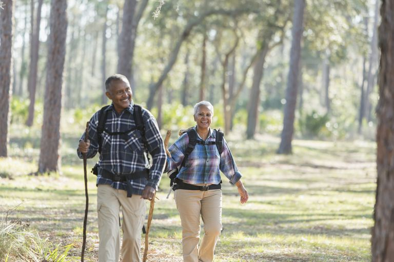 Taking a walk with Parkinson's disease