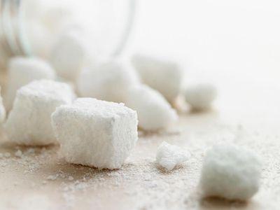 Sugar Cubes and Jar