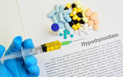 Thyroid pills need to be taken properly to work