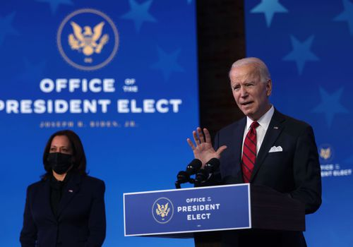 Joe Biden announces COVID vaccination plan