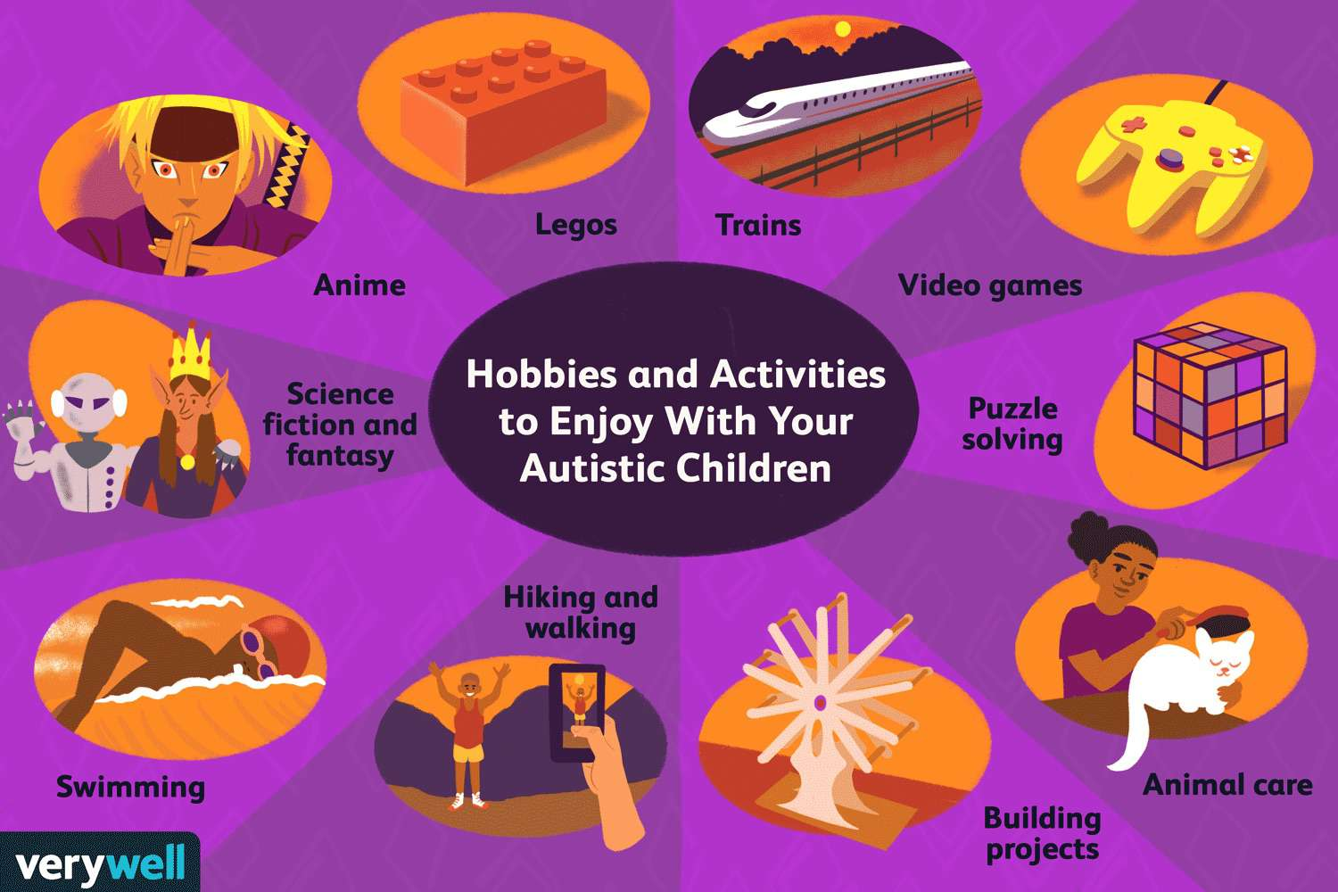 10 Hobbies And Activities To Enjoy With Your Autistic Child