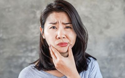 Bell's palsy affects the geniculate ganglion