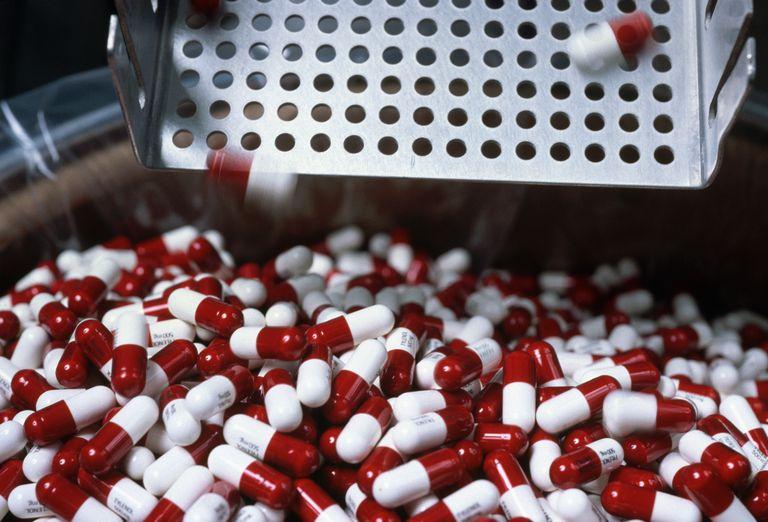 Tylenol Capsule Production
