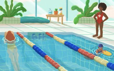 pool safety guidelines COVID-19