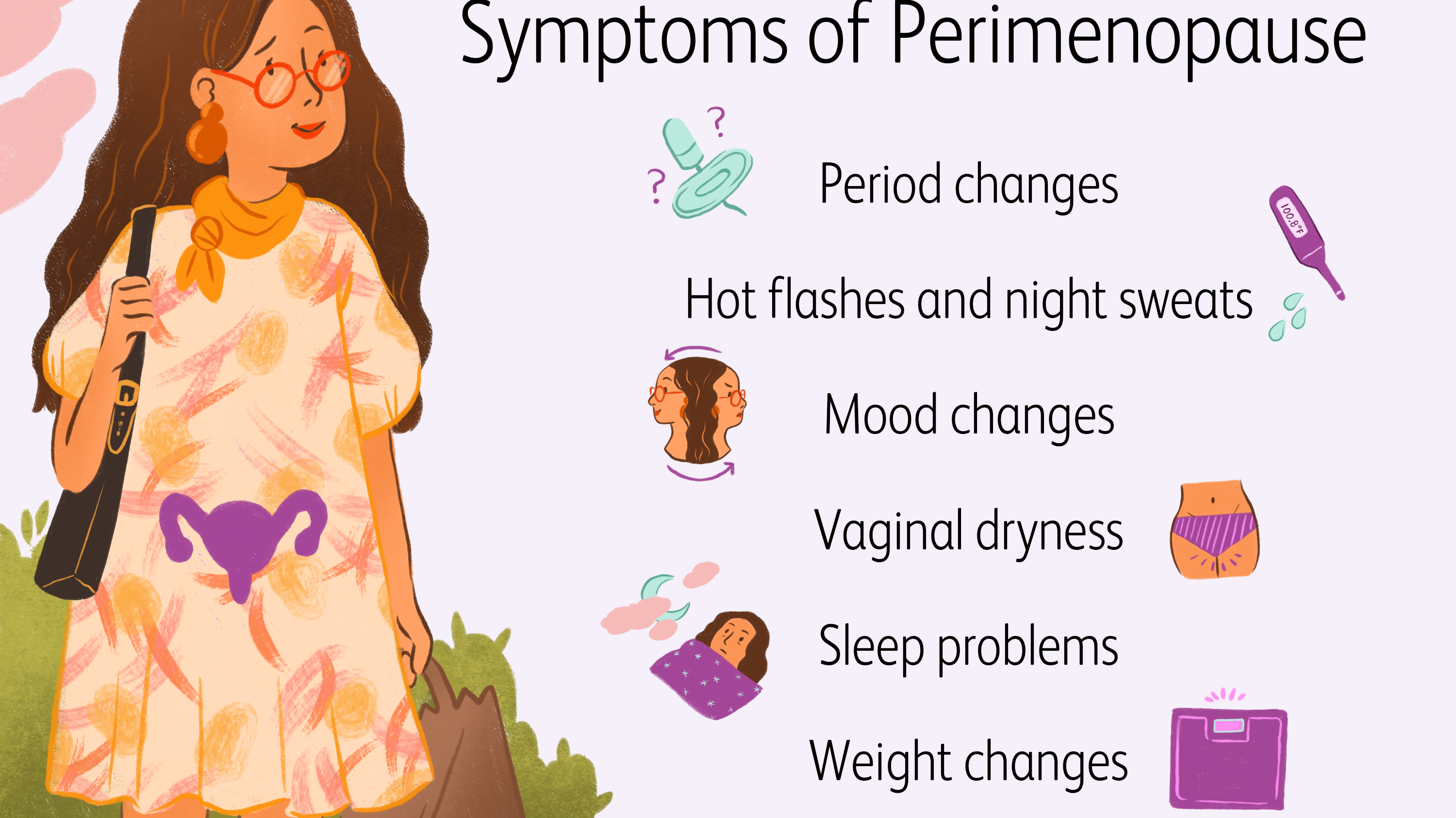 Perimenopause Overview And More
