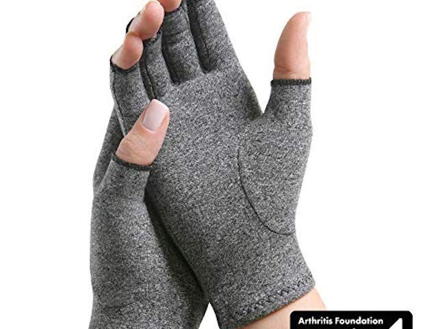 All Sizes Compression Gloves for Rheumatoid Arthritis and Joint Pain Relief D