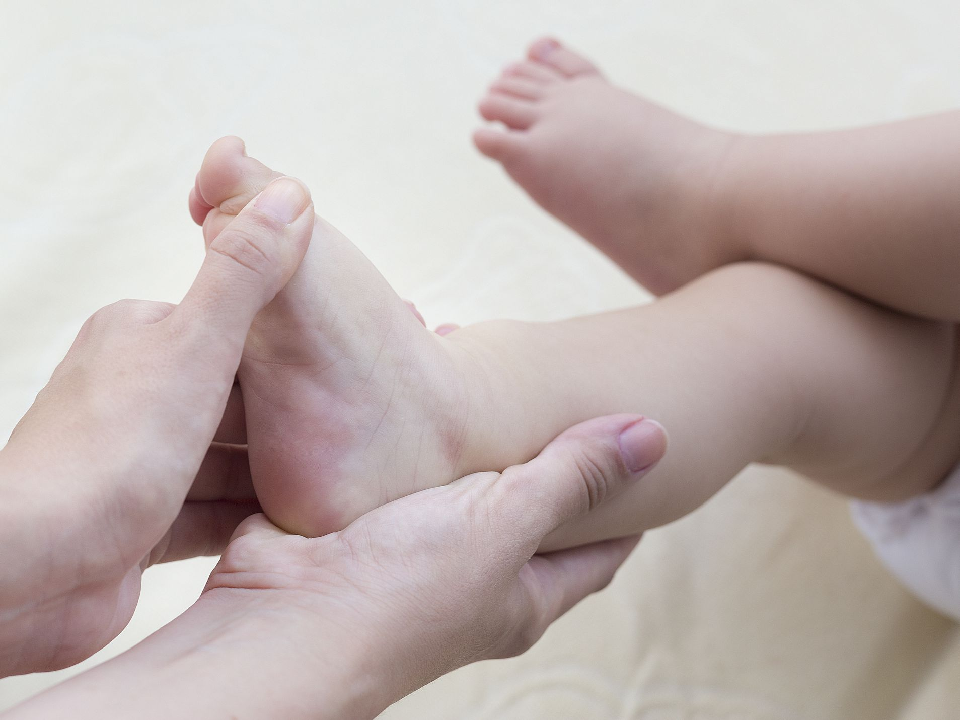 Newborn Baby Foot Problems and Deformities