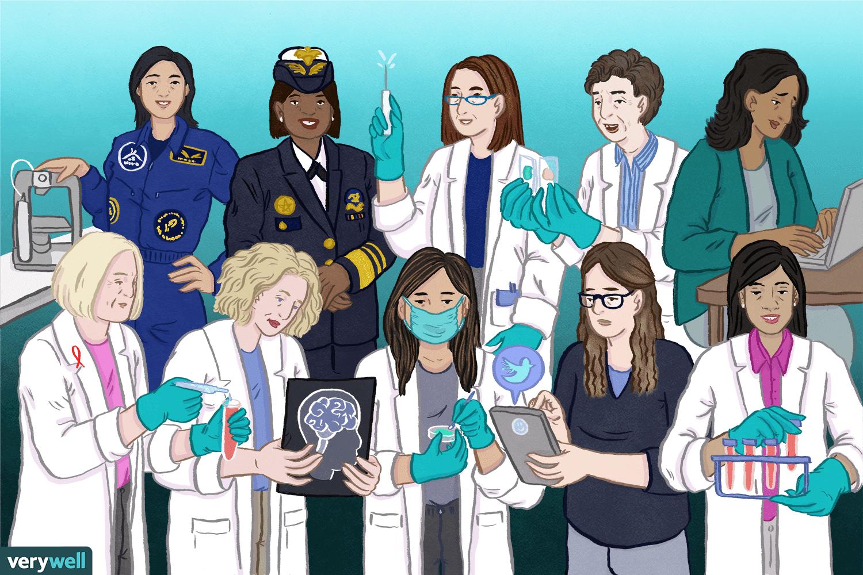 Ten female healthcare innovators