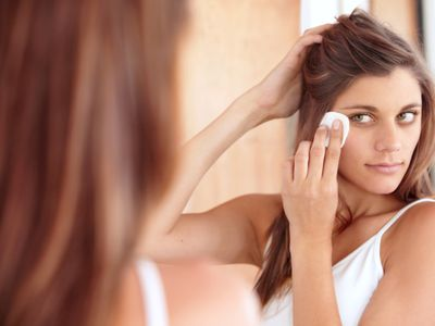 Makeup removal