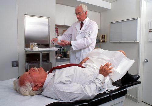 Prostate Cancer Diagnosis (DRE)