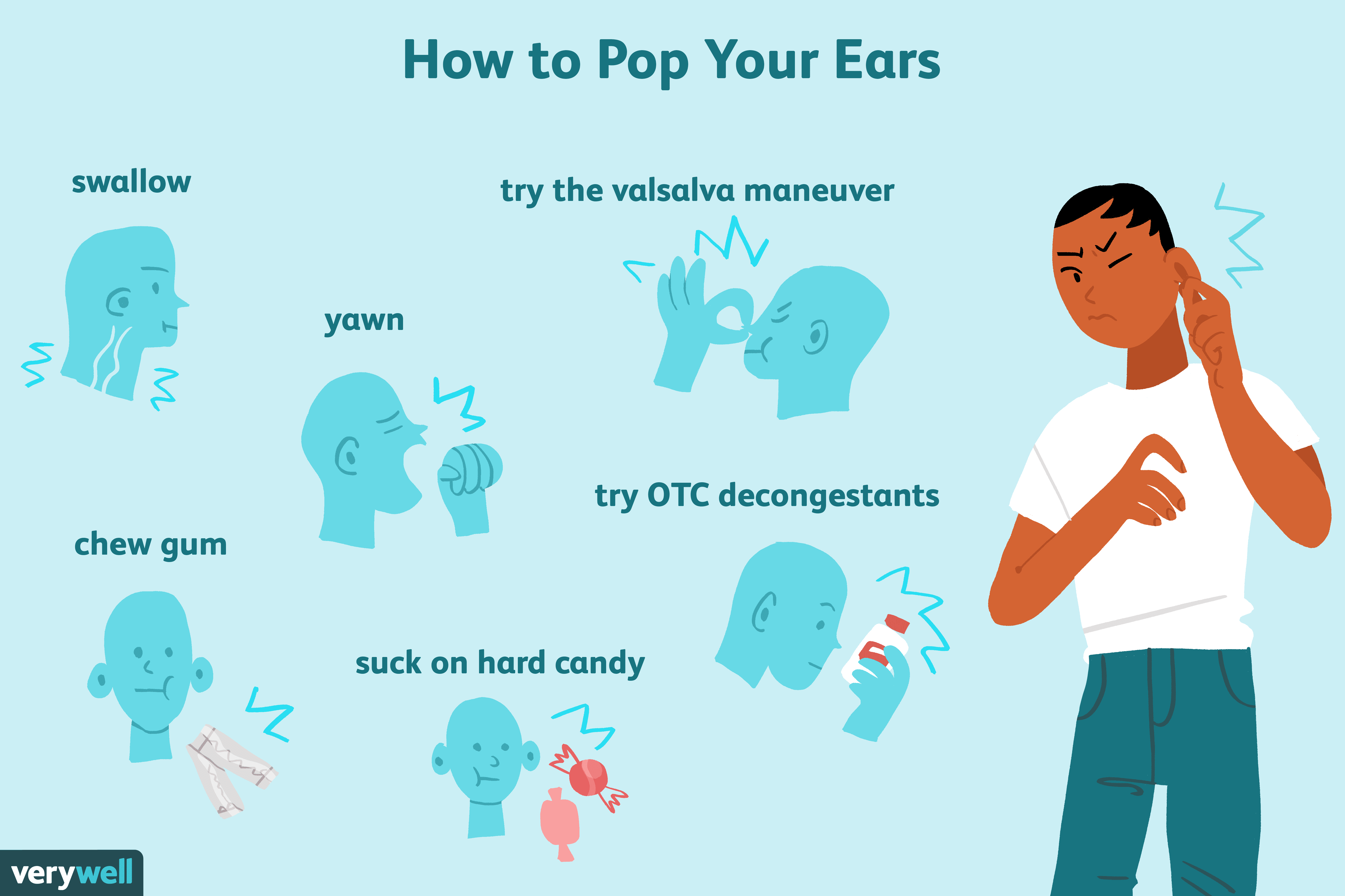 What to Do When Your Ears Won\'t Pop