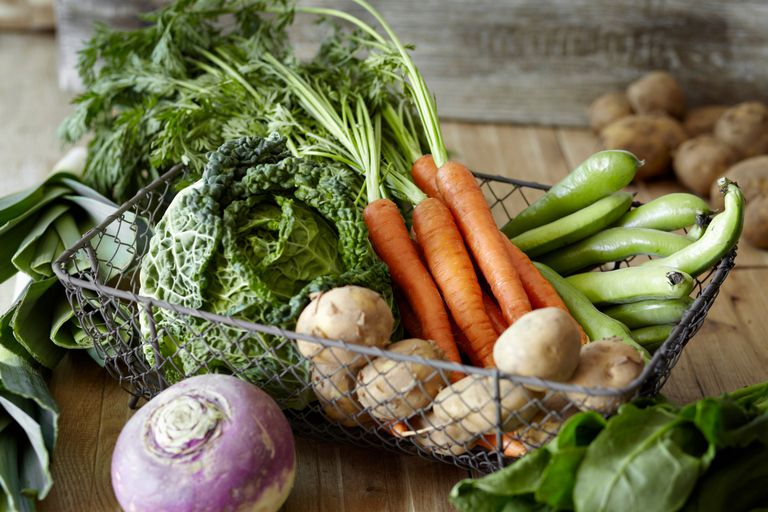 Vegetables are safe for a PKU diet.