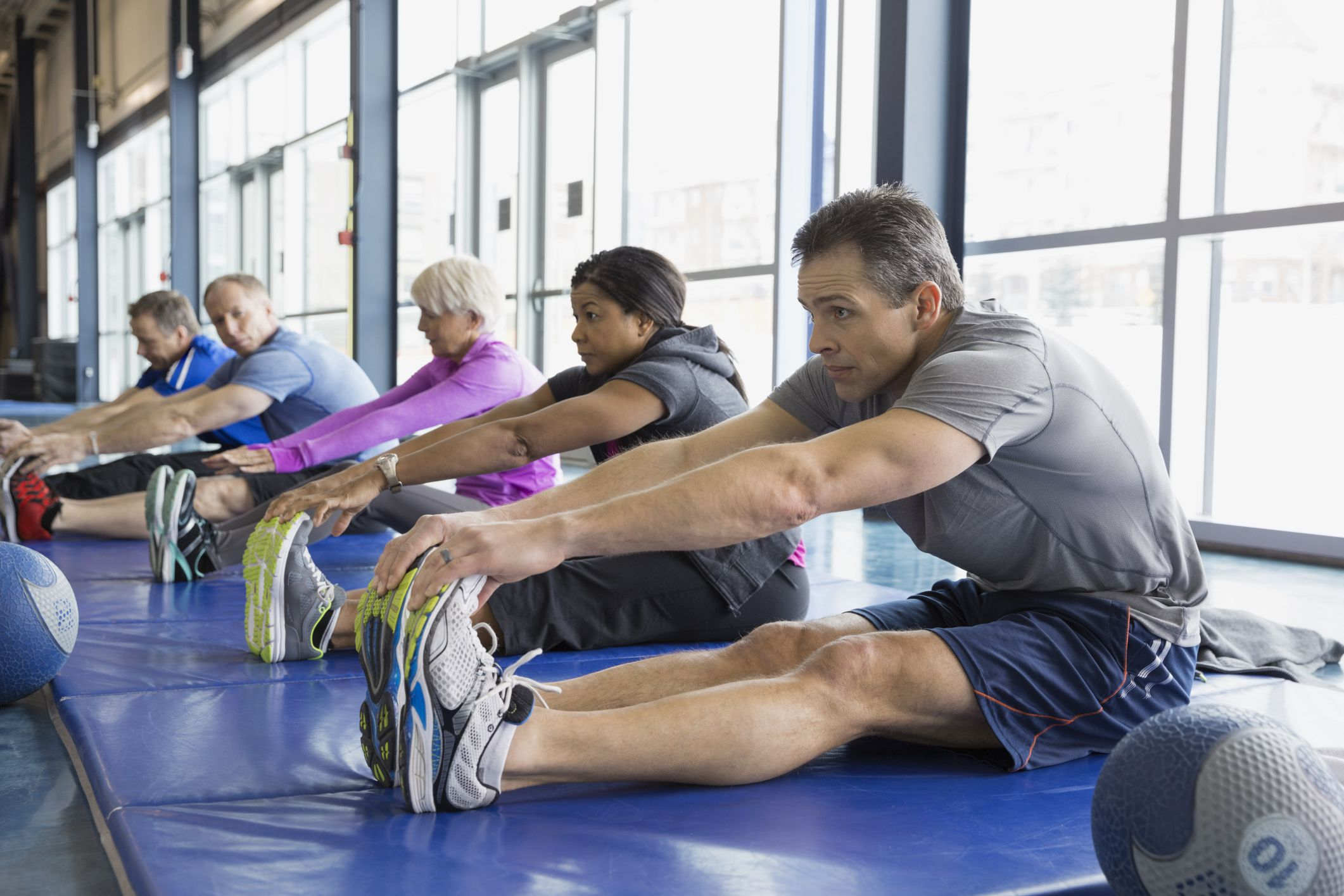 Strengthen Your Inner Thigh Muscle Group to Reduce Back Pain