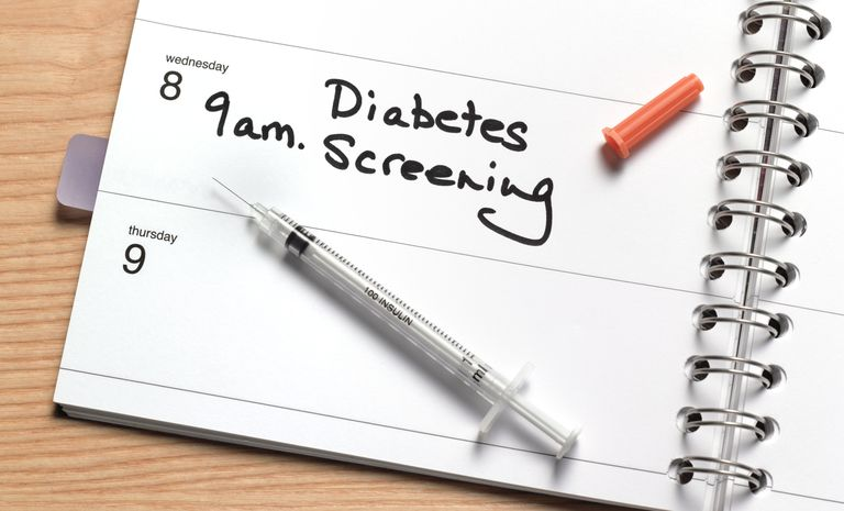 Diabetes screening