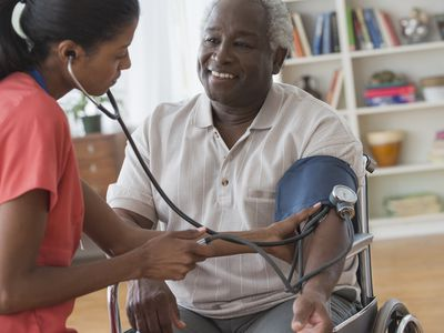 Hypertension is common in black people.