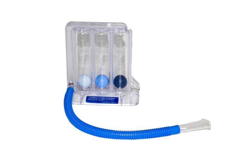3 balls Spirometer