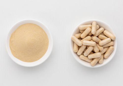 Modified Citrus Pectin powder and capsules