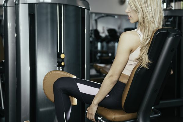 Adduction machine for inner thighs