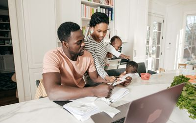Managing a family business