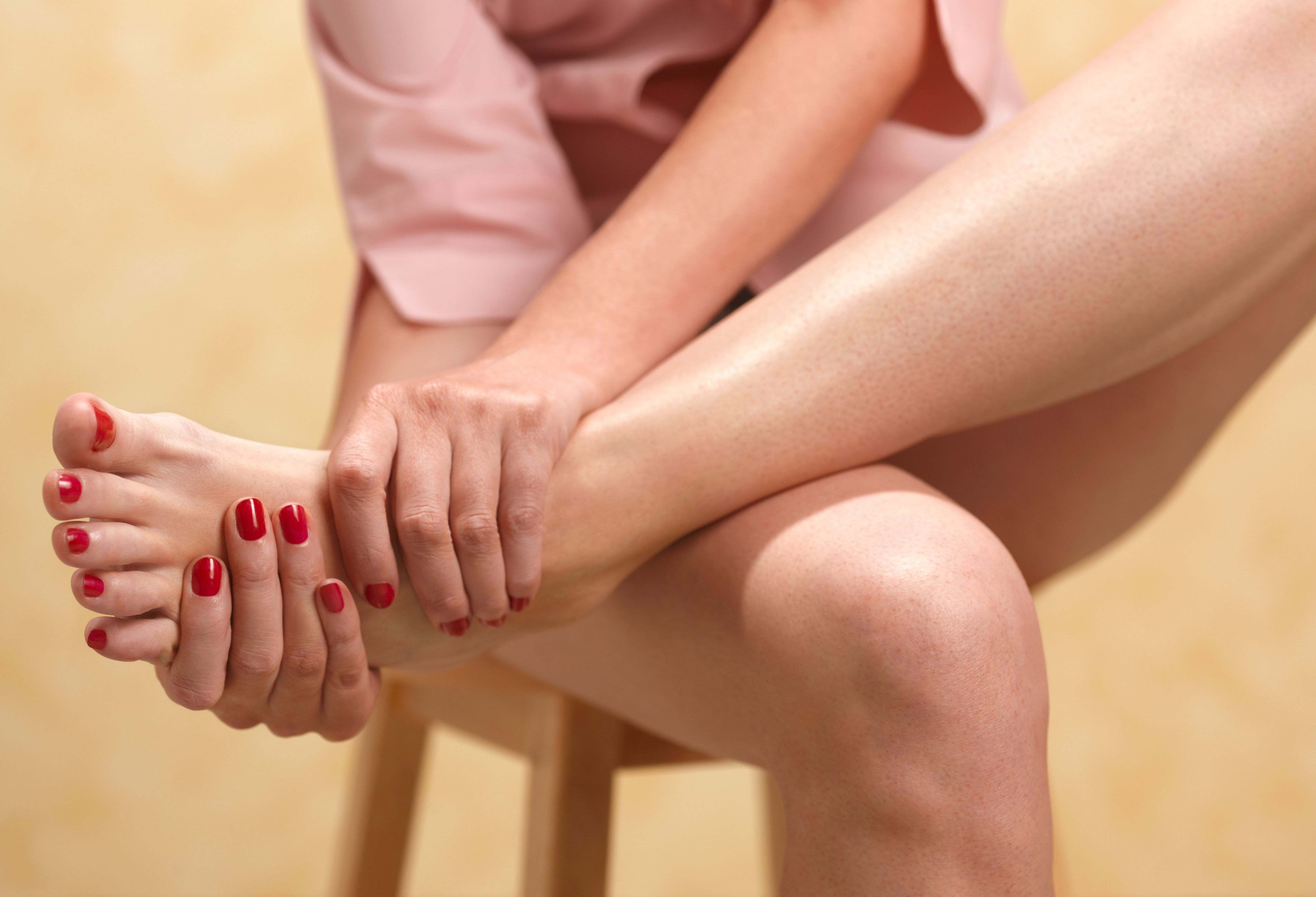 How Are Heel Spurs Treated?