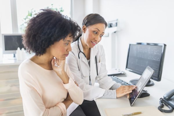 talking to your doctor, endometriosis