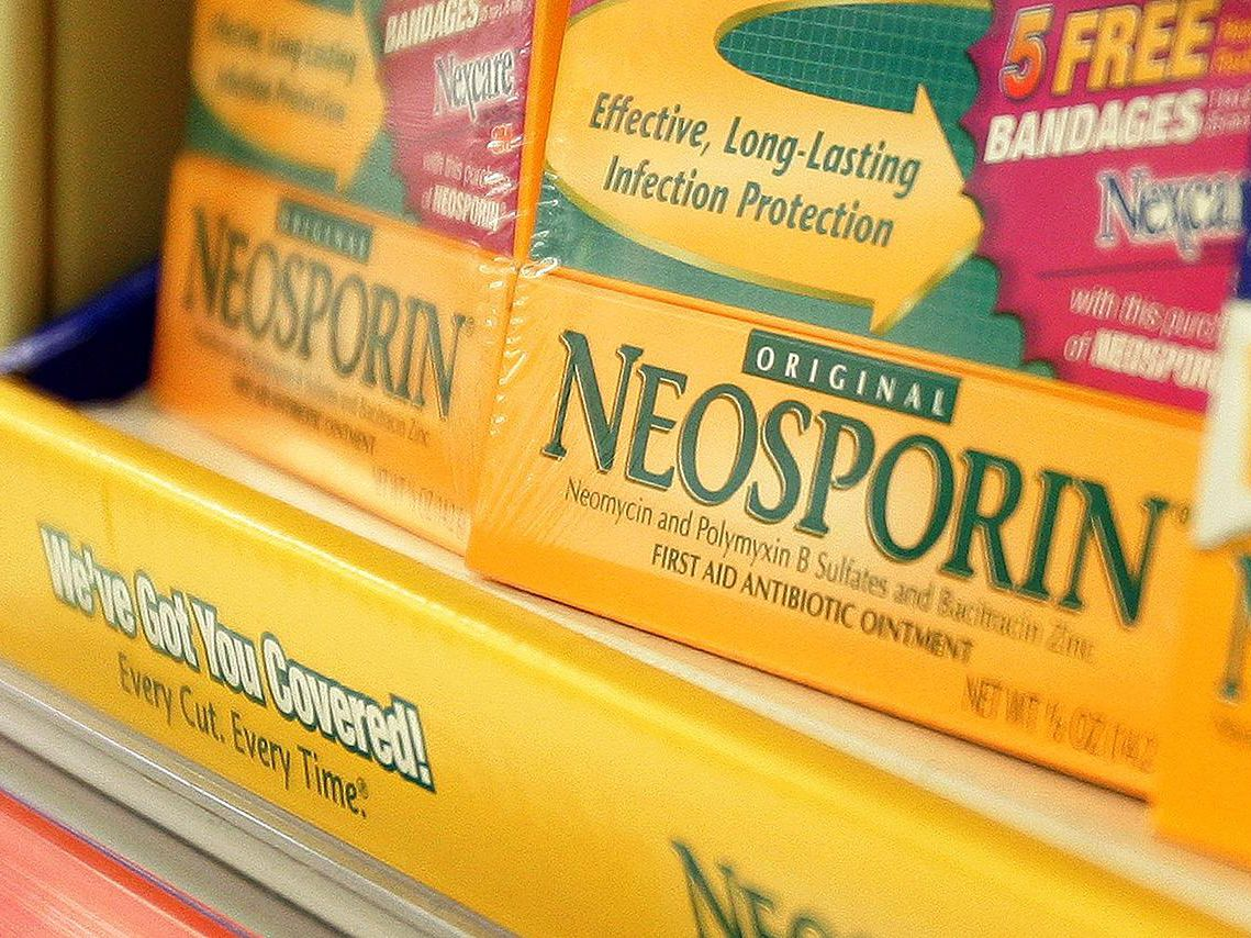 Should You Use Neosporin on a Cut?