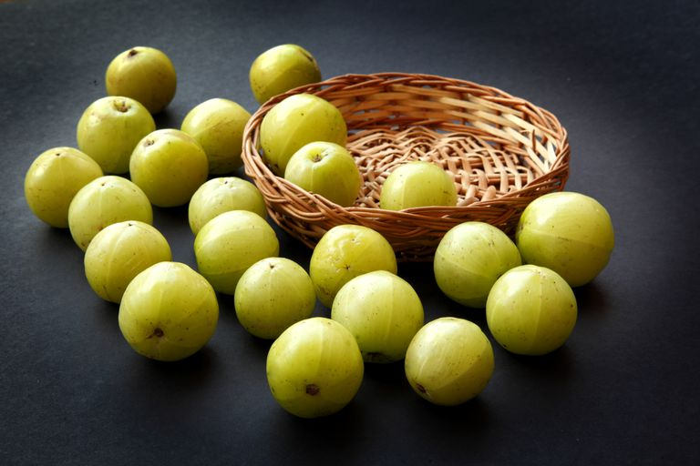 Amla, the Indian Gooseberry