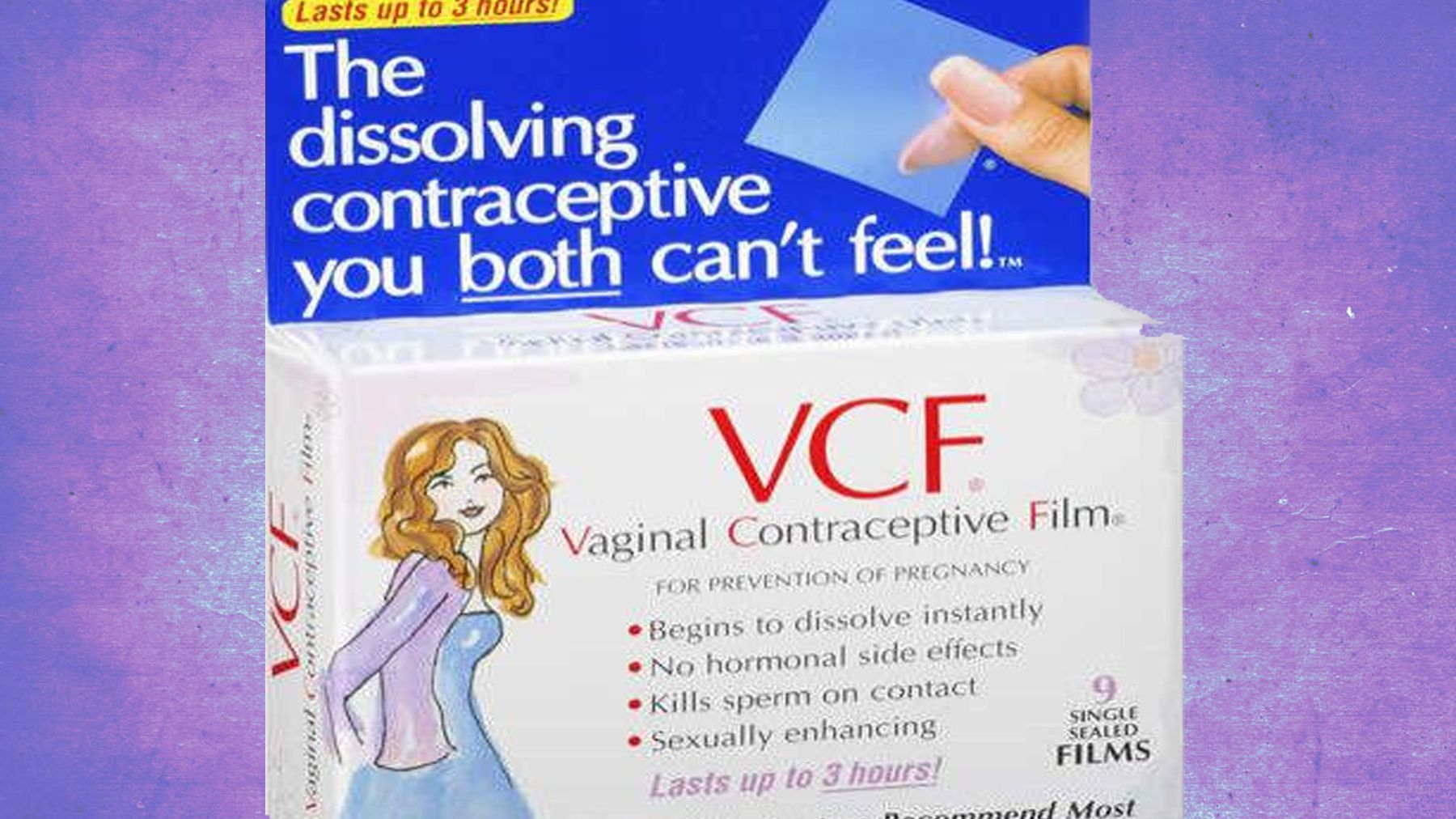 What Is Vaginal Contraceptive Film (VCF)?